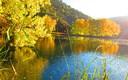 otoño en Laguna del Marquesado