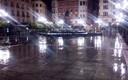 Noche de lluvia en las tendillas