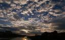 Amanecer en el Ebro 09-10-2014
