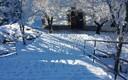 Nieve en la Sierra de Cabra