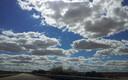 Mar de nubes en la provincia de Zamora