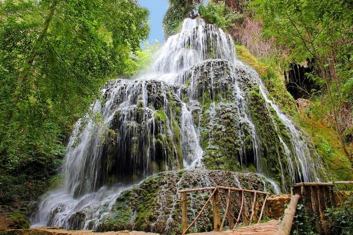Fotos de monasterio de piedra el paraiso de las cascadas for Cascadas de piedra