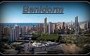 BENIDORM. sale el sol y vuelve  el calor