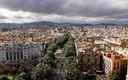 Un recorrido primaveral por Barcelona.