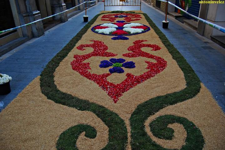 Fotos de alfombras de flores en sitges - Alfombras en barcelona ...