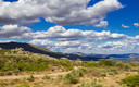 Nubes sobre la sierra de Navarredondilla