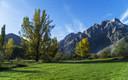 Colores de otoño por los  montes y bosques de León