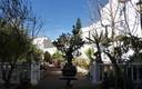 el jardin......