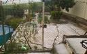 Gran granizada granizada en Ventas de Huelma