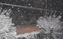 Nieve en Los Molinos